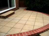 Patio Cleaning and Sealing Peterhead image